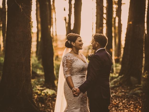 Perkahwinan Bertemakan Woodland Memberi Kelainan Pada Majlis Anda