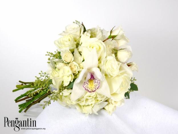 Makna Dan Simbolik Bunga Tangan
