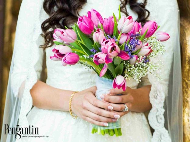 3 Elemen Penting Memilih Bunga Tangan Sempurna