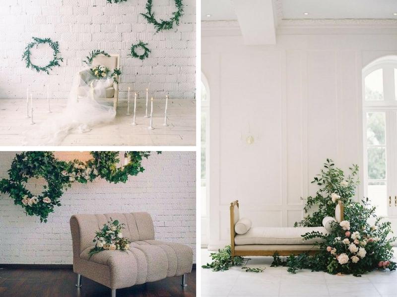 Nak jimatkan kos kahwin tiru 15 idea pelamin ini simple Design 2 decor