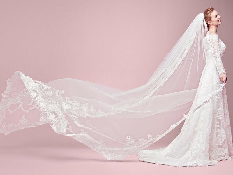 'Veil' Yang Tepat Mampu Serlahkan Seri Pengantin! Ini Ada 8 Idea Yang Boleh Dijadikan Pilihan