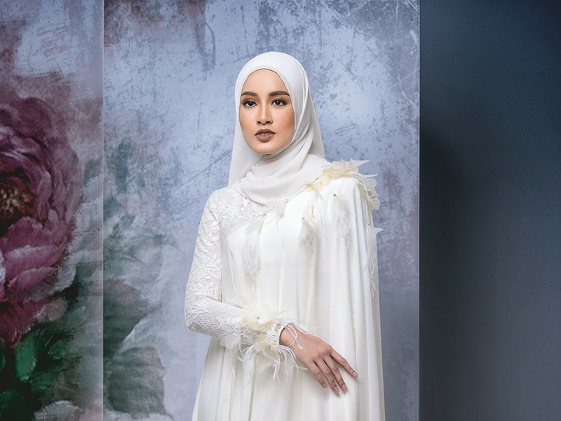 5 Tip Memilih Perincian Tepat Untuk Baju Nikah