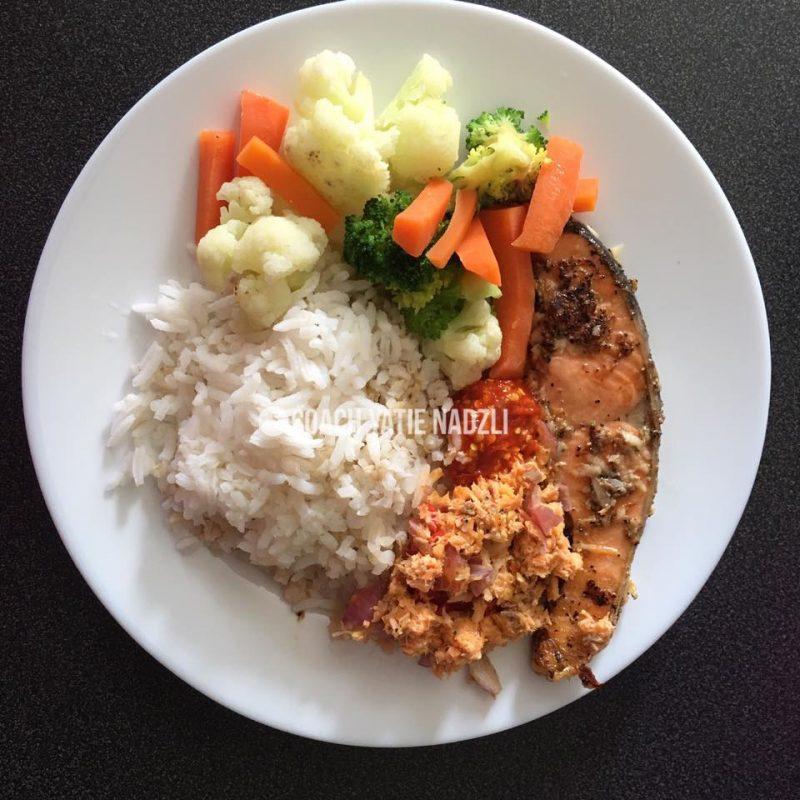 Mari~ Lah Makan! Makanan yang sihat ;)