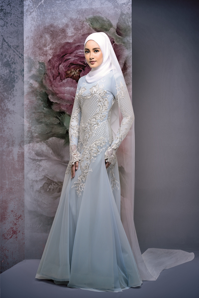 showing 2nd image of Baju Santai Untuk Berhijab Lebih Cantik dengan Cara Memakai Hijab untuk Wajah Bulat