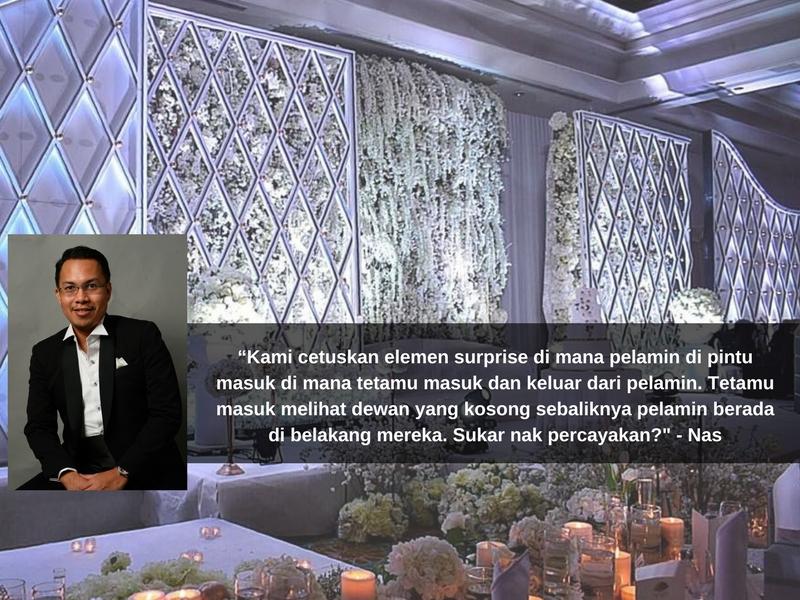 Pintu Masuk Di Pelamin! Elemen Surprise Nas Great Idea Buat Izara & Adib Dapat Pujian Netizen