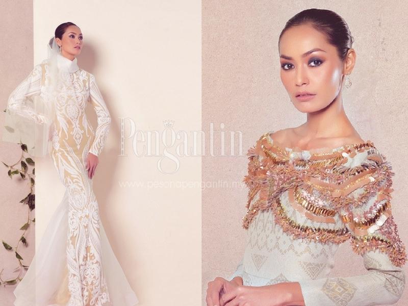 5 Jenis Fabrik Paling Popular Untuk Buat Baju Kahwin, Bakal Pengantin Wajib Guna Jenis Ini!