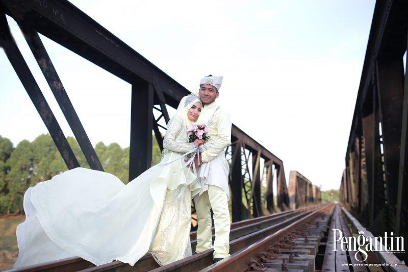 Ini 5 Tip Pilih Fabrik Busana Kahwin Ikut Bentuk Badan, Barulah Pengantin Boleh Feel Permaisuri