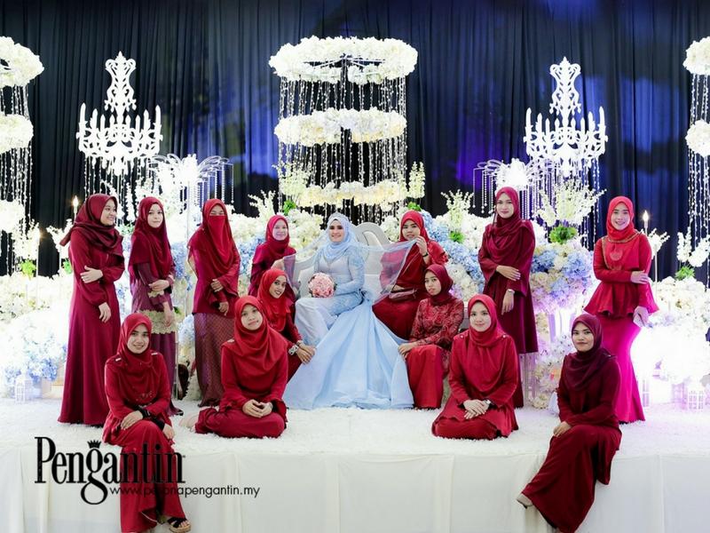 (VIDEO) 26 Tutorial Hijab Famous Khas Buat Bridesmaids