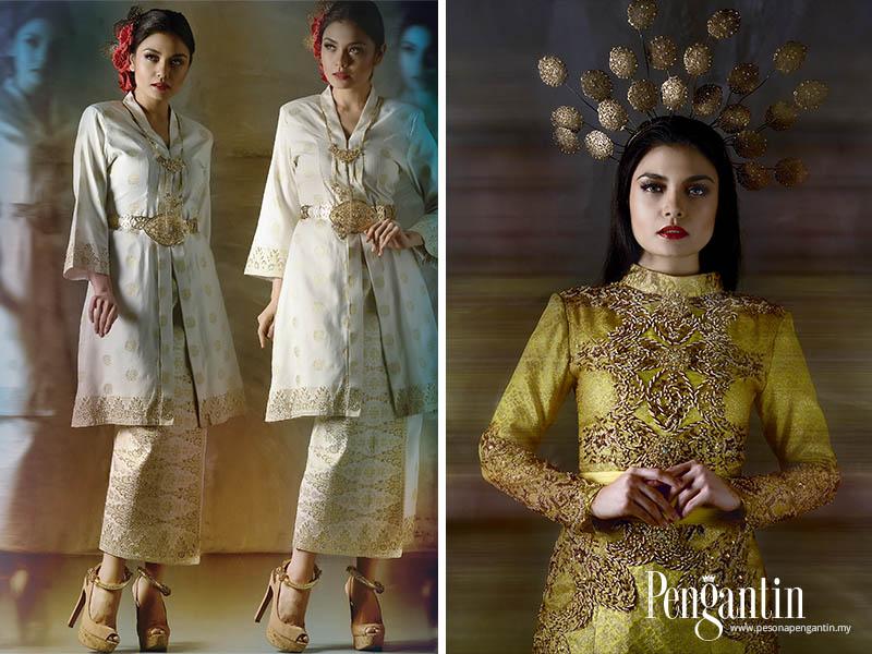 Fesyen Songket Tradisional Nyata Tidak Pernah Lapuk Dalam