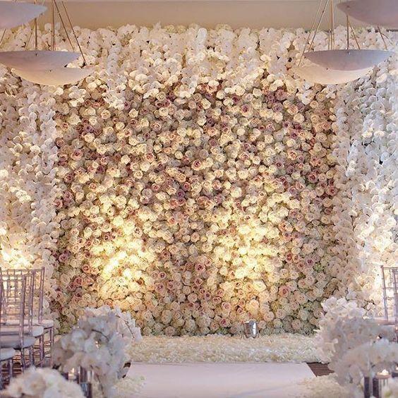 Salah Pilih Backdrop Boleh Rosakkan Dekorasi Majlis Kahwin, Pastikan Jangan Buat!