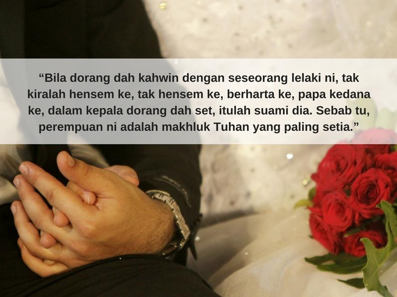 Kebahagiaan Hakiki Bukanlah Pada Harta Benda Je Tapi Bila Suami Isteri Saling Melengkapi