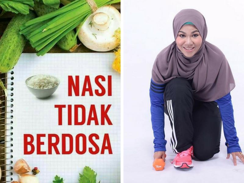 Pesan Coach Ina Fitlife, Jika Nak Kurus Elak 10 Kesilapan Besar Diet Ini. Kalau Tak, Diet Anda Gagal!