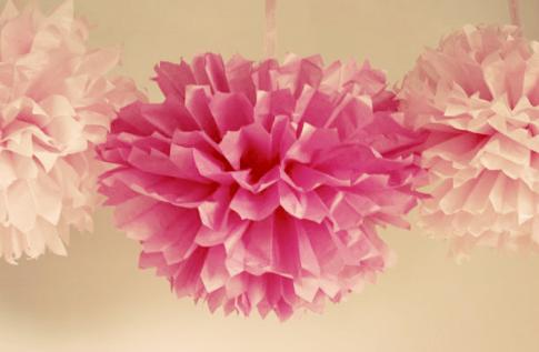Jom Buat Bunga Dari Kertas Tisu Untuk Dekorasi Majlis Kahwin. Mudah, Lebih Kreatif & Menjimatkan!
