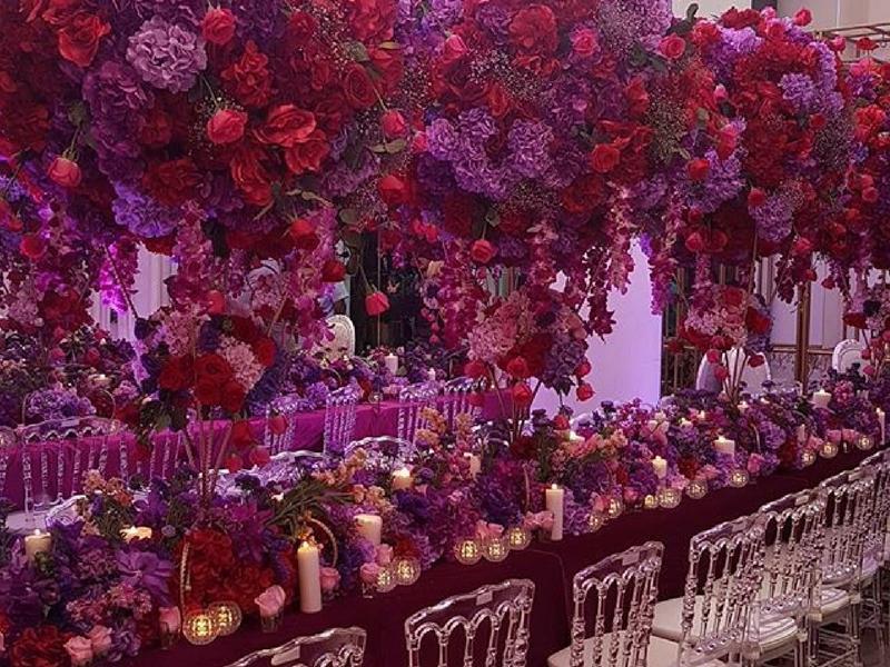 Wow! Terujanya Tengok 10 Gaya Elegan Dekorasi Meja Makan Majlis Kahwin Ini