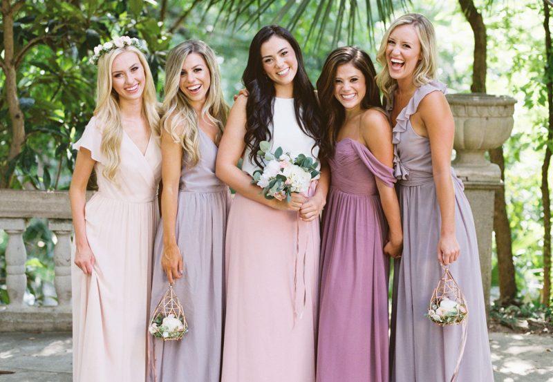 Ilham Fesyen Penyeri Perkahwinan. Gaya Anggun Sebagai Pengapit