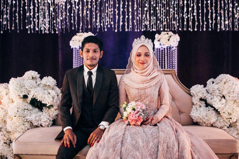 Tidak Menyangka Hubungan Yang Dibina 10 tahun Kekal Utuh Sehingga Bergelar Suami Isteri