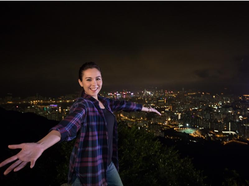 Pengalaman Melakukan Aktiviti Mencabar Di Sekitar Hong Kong Buat Siti Saleha Jatuh Cinta Dengan Destinasi Ini