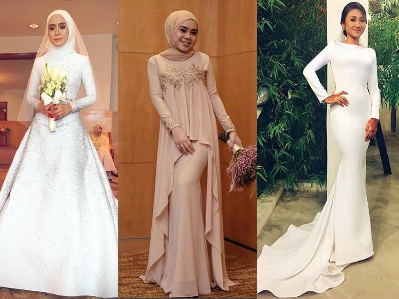 10 Pereka Custom-Made Baju Kahwin Yang Ada Sekitar Shah Alam