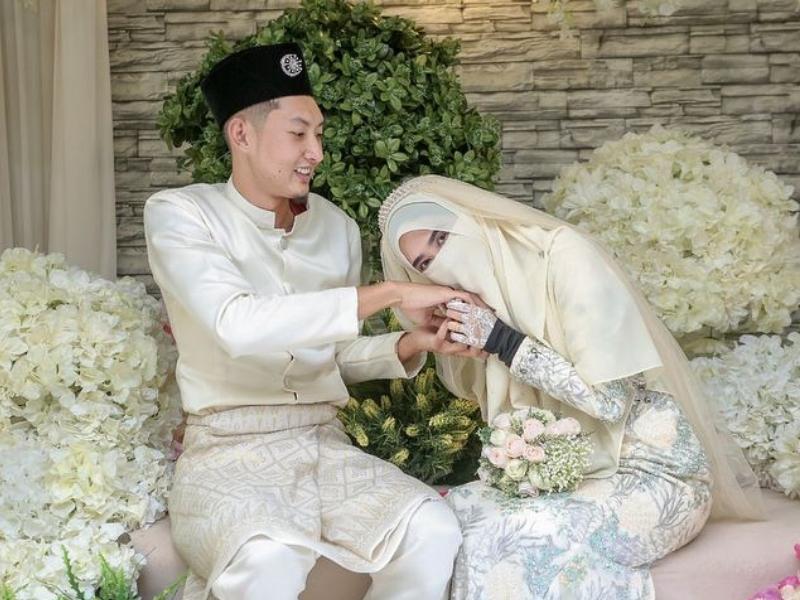 Tak Sangka Dari Pengapit Bidang Terjun Terus Melekat Jadi Suami Isteri